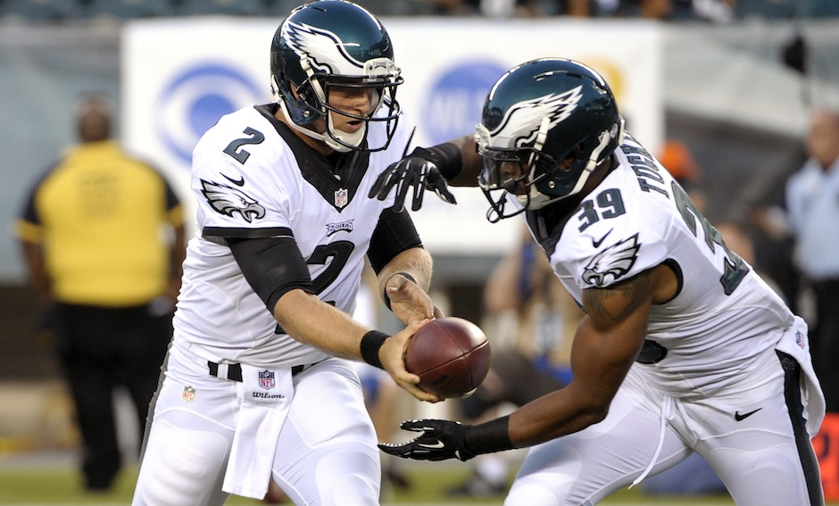 NFL: Preseason-New York Jets at Philadelphia Eagles