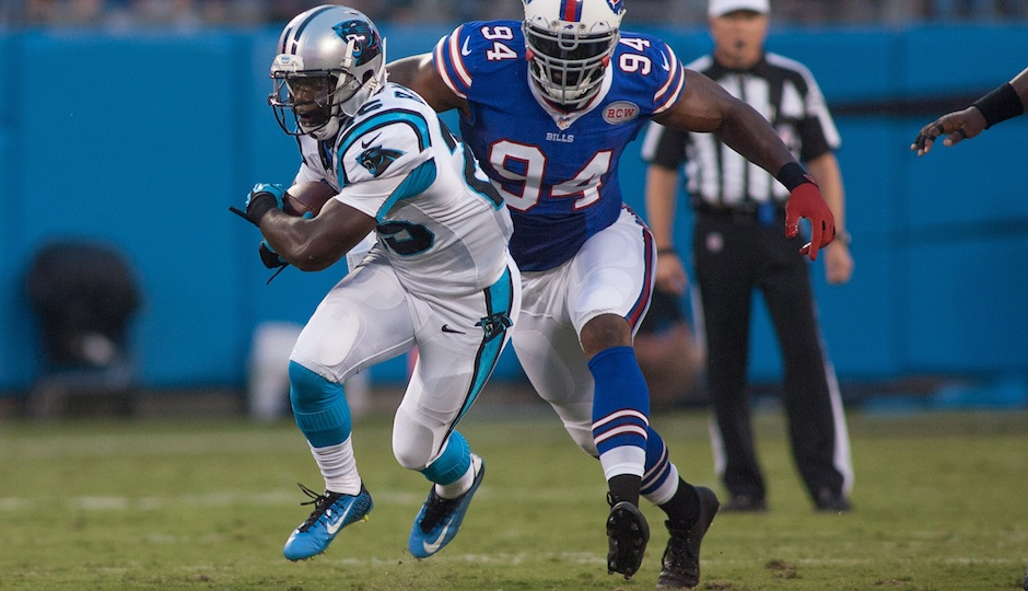 NFL: Preseason-Buffalo Bills at Carolina Panthers