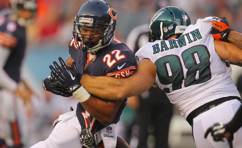 NFL: Preseason-Philadelphia Eagles at Chicago Bears