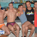boys of summer pool party
