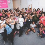 Attendees at last year's City Fit Girls FitRetreat | Photo by D. Burton Photography & Designs