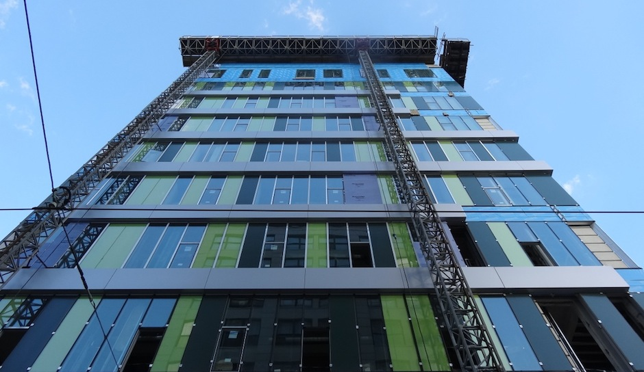 Goldtex Apartments Receives City S First Leed Gold Certification Developer Hopes More Follow Suit