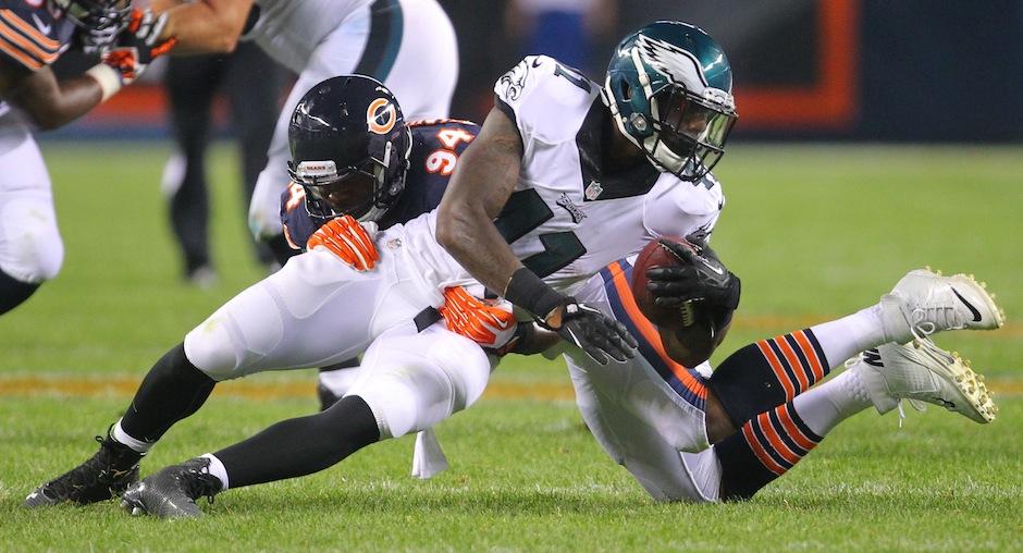 NFL: Preseason-Philadelphia Eagles at Chicago Bears