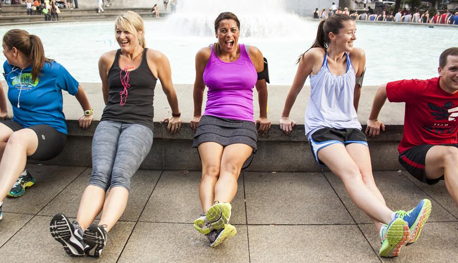 Unite Fitness Cross-Training Run