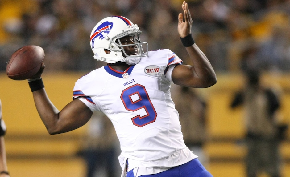 NFL: Preseason-Buffalo Bills at Pittsburgh Steelers
