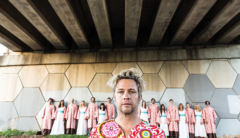 The Polyphonic Spree plays The Prince on August 27th