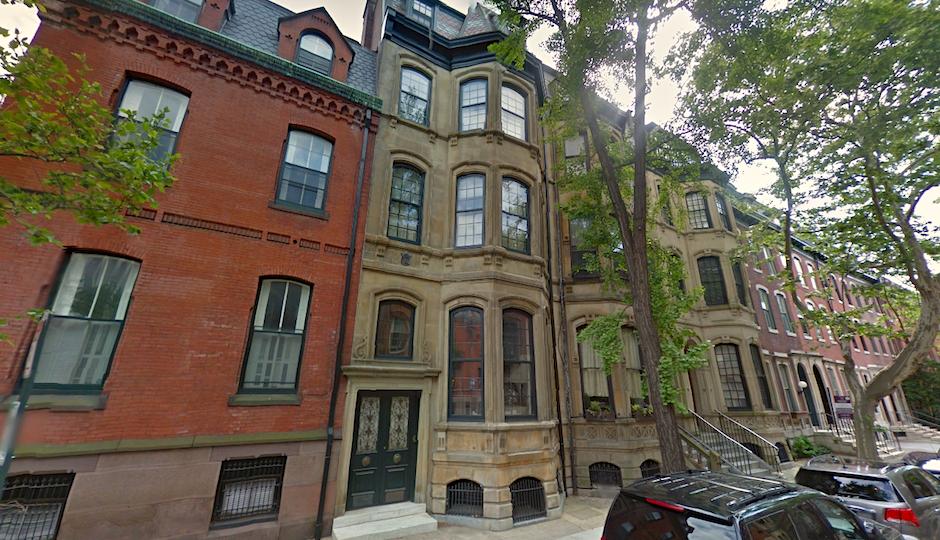 2102 Spruce Street google street view