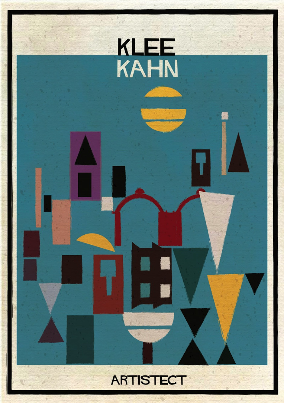 Artwork by Federico Babina via Arch Daily.