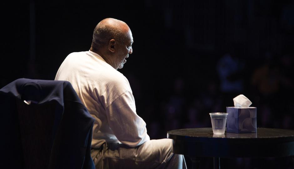 Bill Cosby (via Shutterstock)