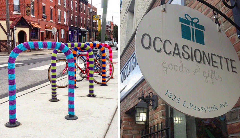 Just one of the awesome shops you can shop this Saturday | Images via Occasionette Instagram