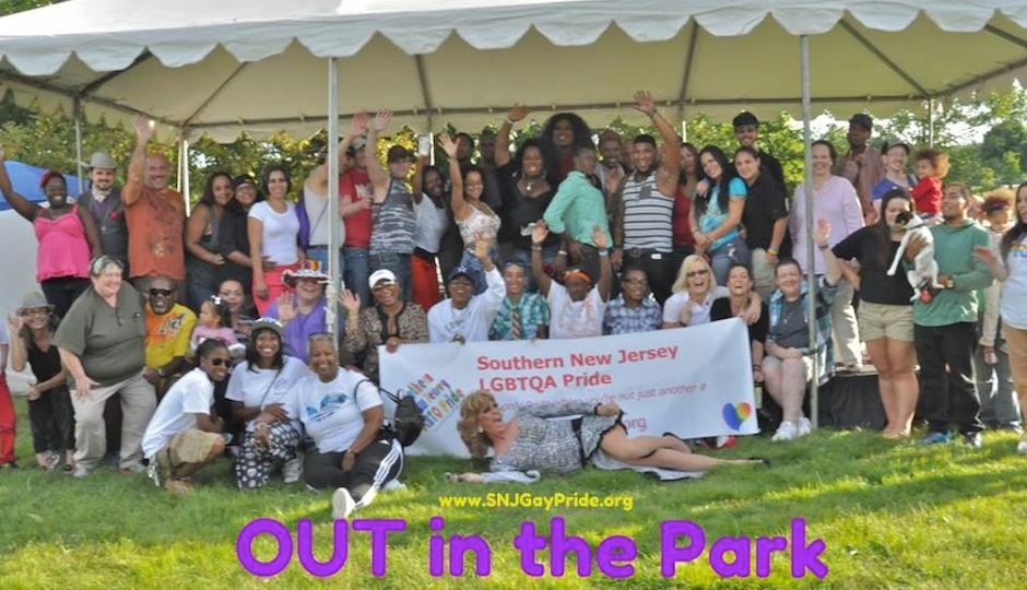 Don't miss the Out in the Park Rainbow Picnic in New Jersey.