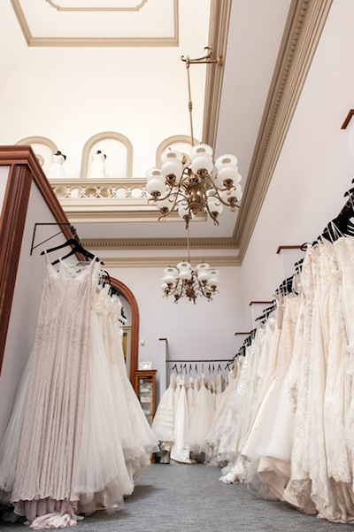 Philly Bride's new location houses a massive selection of gorgeous gowns.