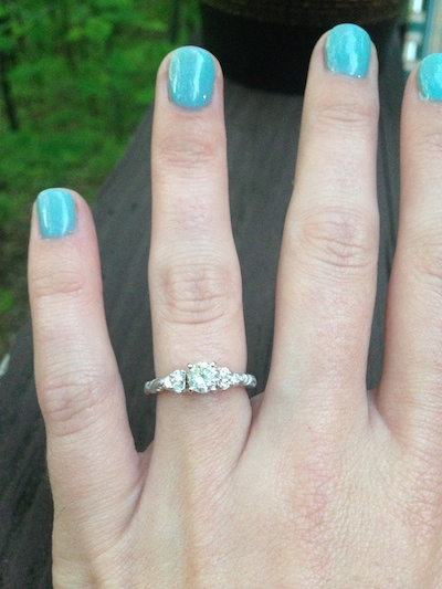 Alyssa's ring!