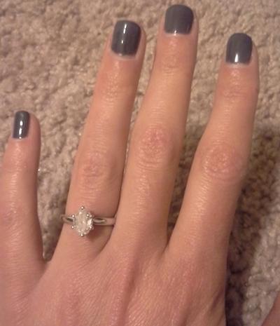 Christina's ring!