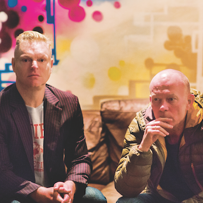 Erasure performs at the Borgata on September 26th.