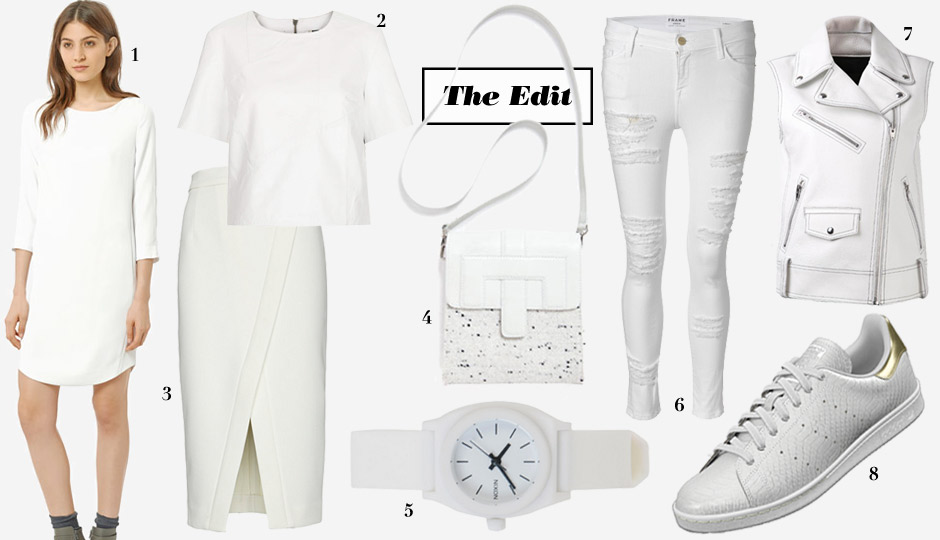 The Edit 8 Ways To Wear White After Labor Day