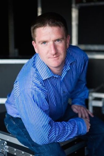 Brian Toner of Eventions Productions