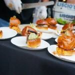 Rex 1516 Pimento Burger Samples