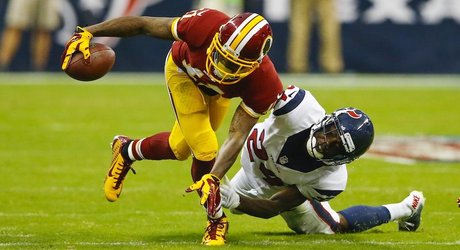 NFL: Washington Redskins at Houston Texans