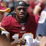 NFL: Jacksonville Jaguars at Washington Redskins