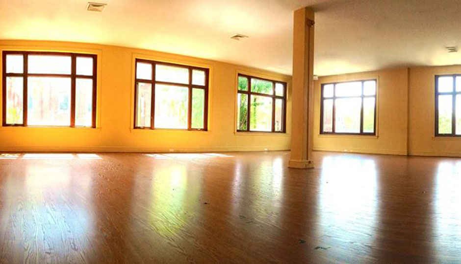 Hotbox Yoga's new West Philly space