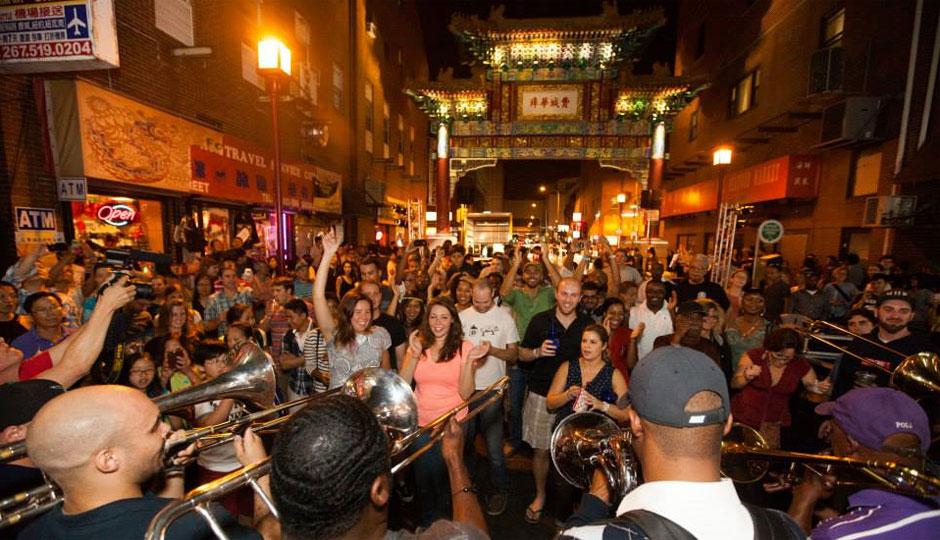 Night Market Chinatown Dave Tavani