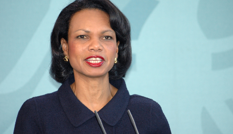 Should Condi Rice be the next NFL commissioner?