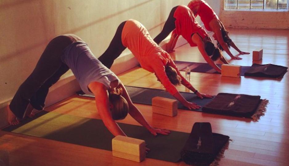 DIG Yoga // Photo via Facebook