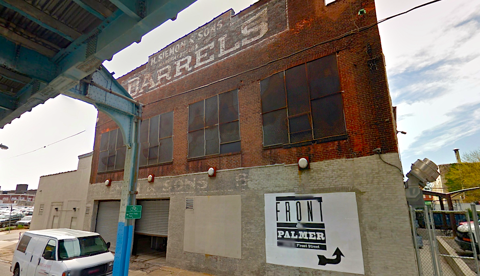 Front & Palmer via Google Street View.