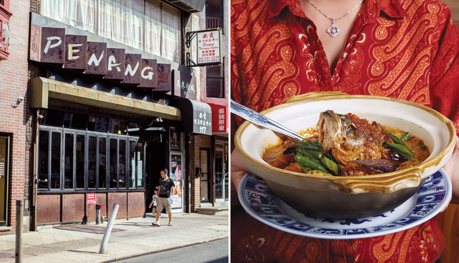 Penang and Fish-head curry from Banana Leaf | Photos by Neal Santos and Michael Persico