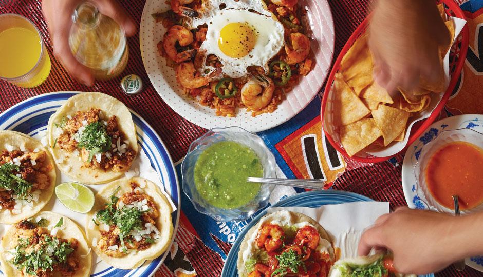 Latin American Restaurants And Food