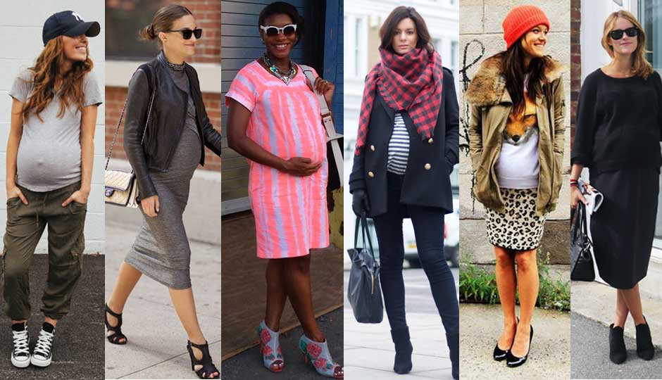 How to win at maternity style.