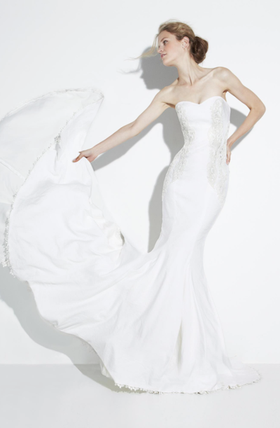 There'll be gorgeous Nicole Miller gowns as far as the eye can see at the Bellevue Gets Engaged on October 12th.