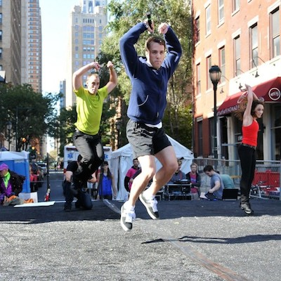 Love is Love Project at OutFest 2013 | Photo by Ian Watson