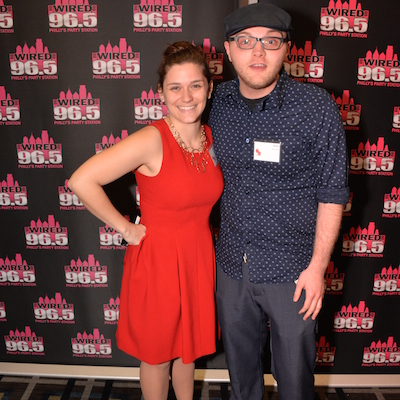 Valerie TK and Wired 96.5's  Buster TK at Valley Youth House's annual Casino Night.