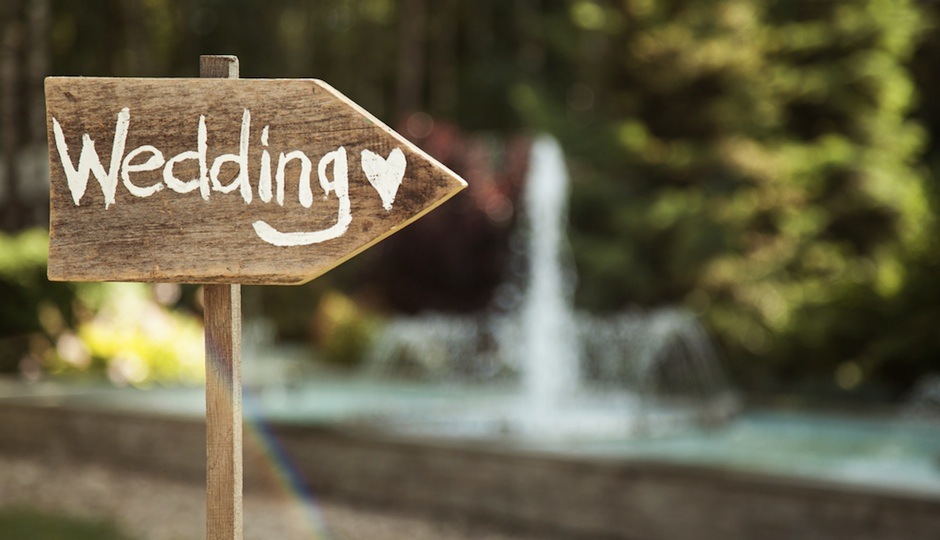 Wedding Vendor Header