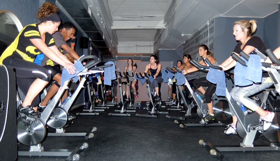 The Be Well Philly Underground at Body Cycle Studio