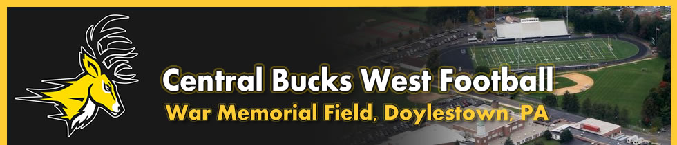 central bucks west football