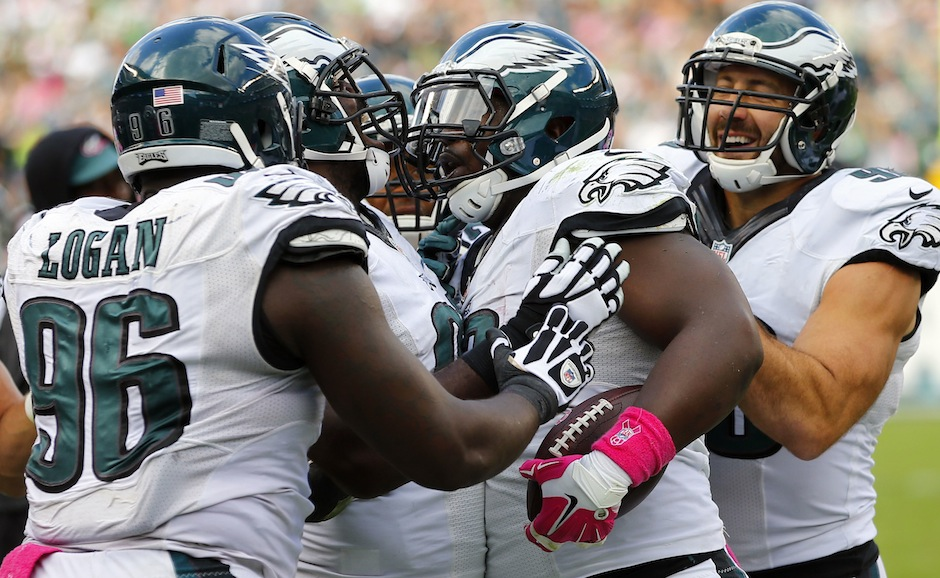 NFL: St. Louis Rams at Philadelphia Eagles