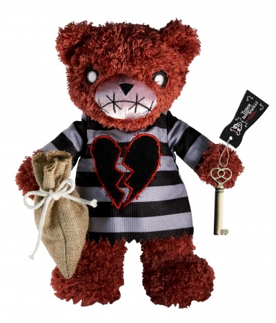 """""""Edwin the Morose"""" is available exclusively at Terror Behind the Walls at Eastern State Penitentiary."""