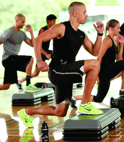 Les Mills Grit will keep your heart pounding — and muscles screaming — for 30 minutes straight.