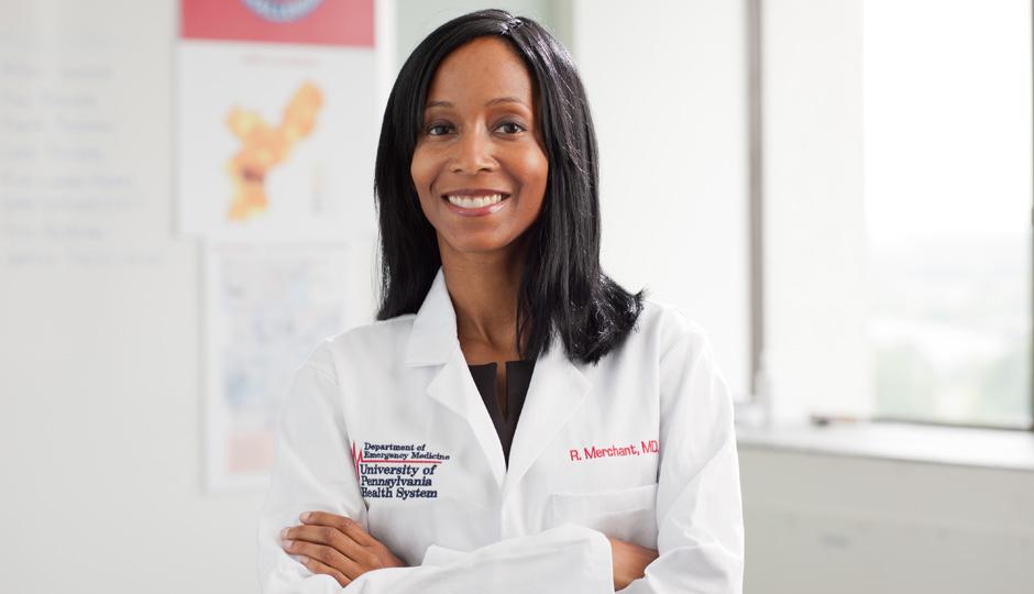 Dr. Raina Merchant