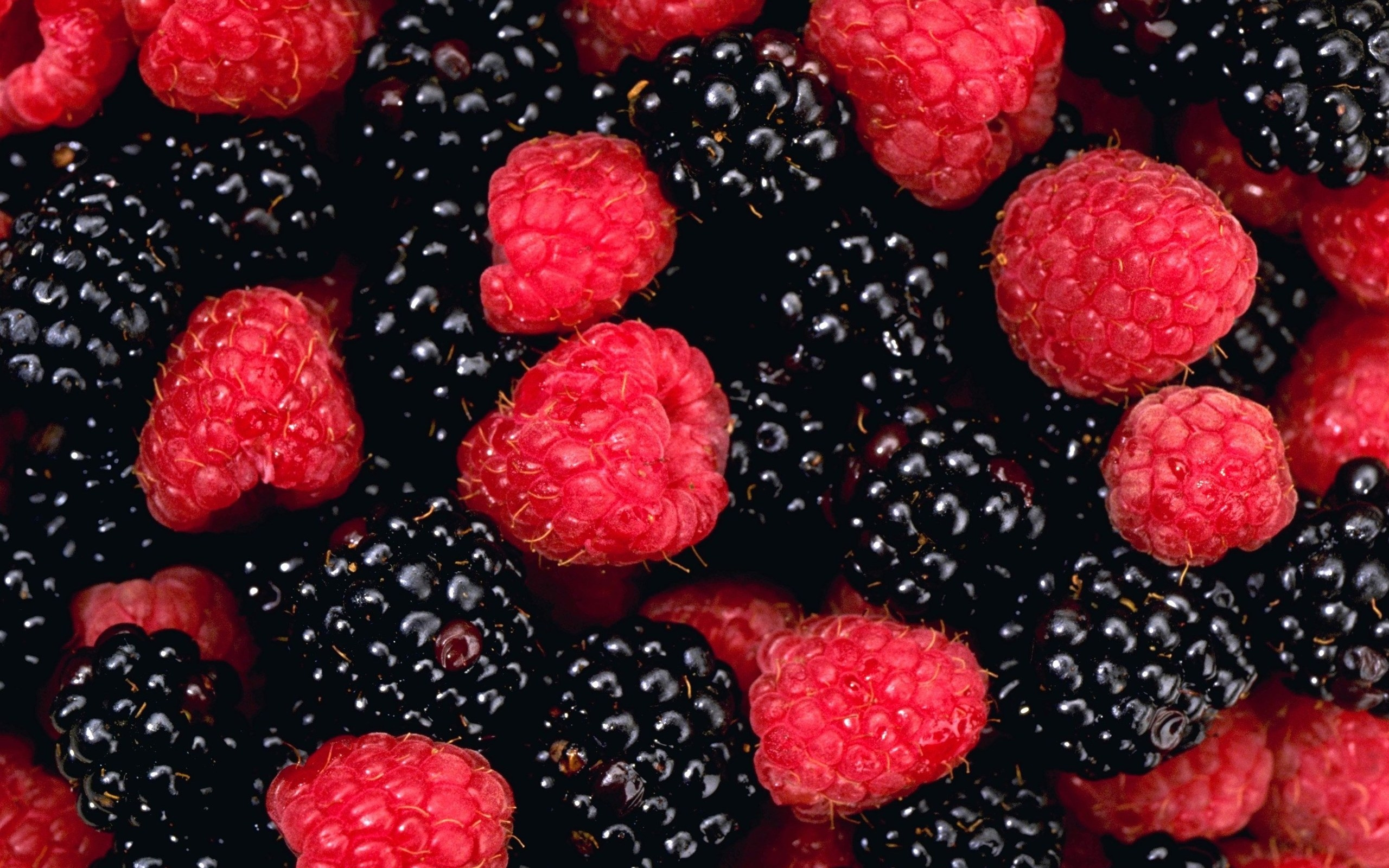 raspberriesblackberries
