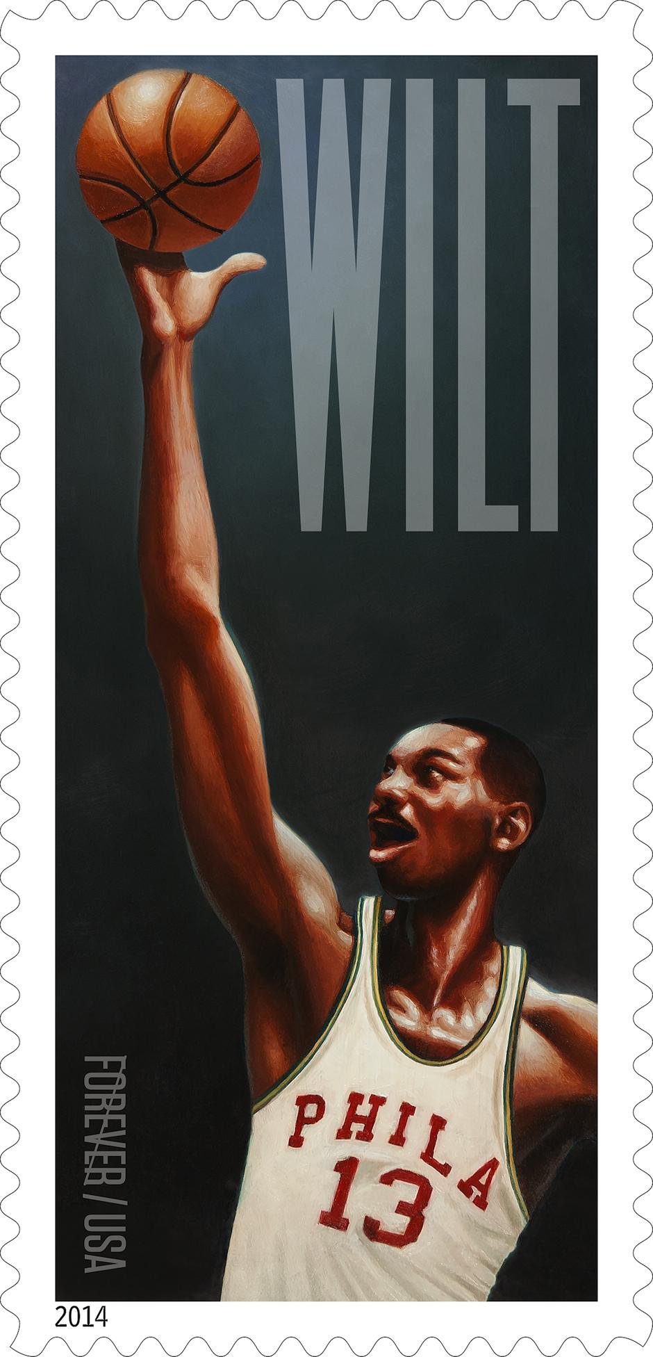 wilt-chamberlain-stamp-detail