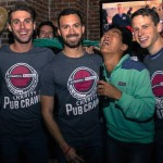 """Stonewall Philly hosts this team-building mixer for free agents, captains, and new and existing players on Boxers PHL's private second floor lounge. Come out to """"fill in the blank spaces on your team"""" or just get to know the other ladies and gents you'll be competing against. Thursday, March 26th, 6pm, free, Boxers PHL, 1330 Walnut Street."""