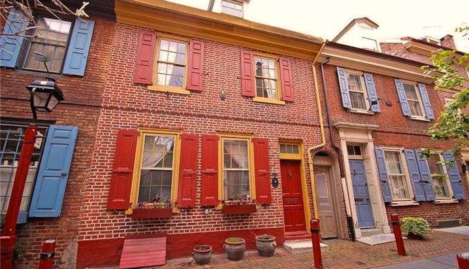 112 Elfreth's Alley, Philadelphia, PA, 19106