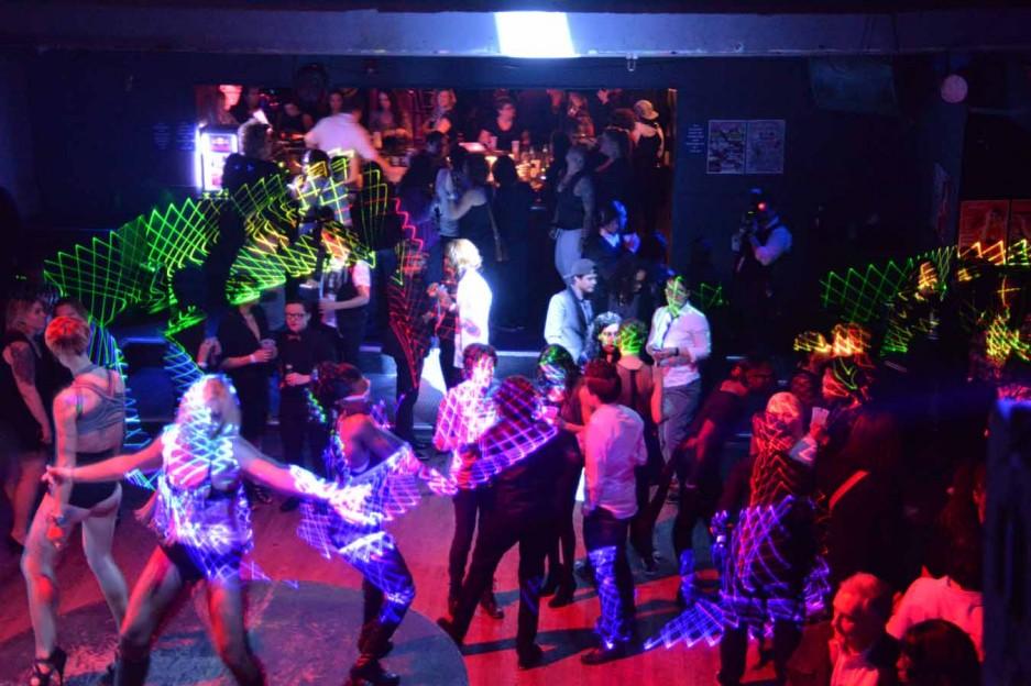 Are mistaken. Snacks at voyeur nightclub goes beyond
