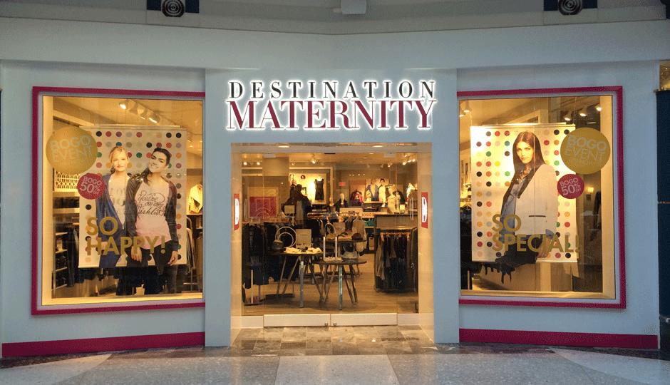 Image via Destination Maternity