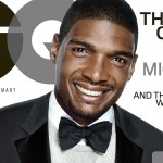 A preview of the GQ cover featuring Michael Sam.
