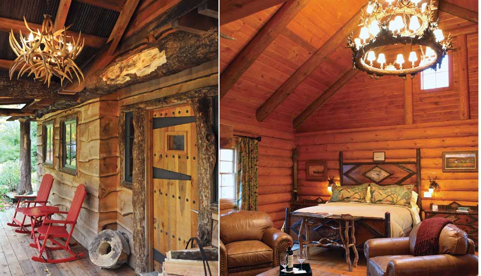 Field Guide 5 Cozy Luxe Log Cabins For A Winter Getaway